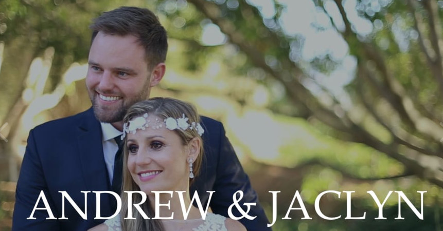 Andrew & Jaclyn | Diamant Estate wedding | Guava Productions