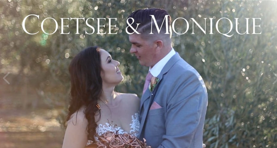 Coetsee & Monique | The Venue @ Pearl Mountain wedding | Guava Productions