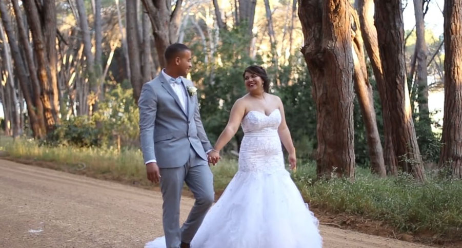 Gershwin & Tarren | Stellenrust wedding | Guava Productions