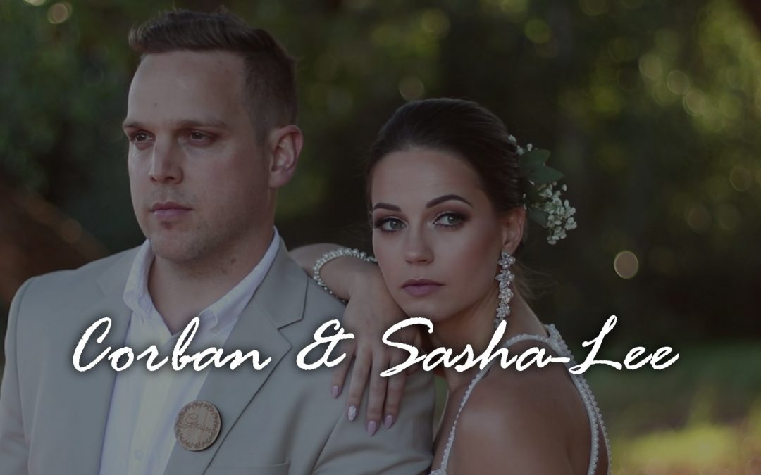 Corban & Sasha-Lee | Nelson's Creek wedding | Guava Productions