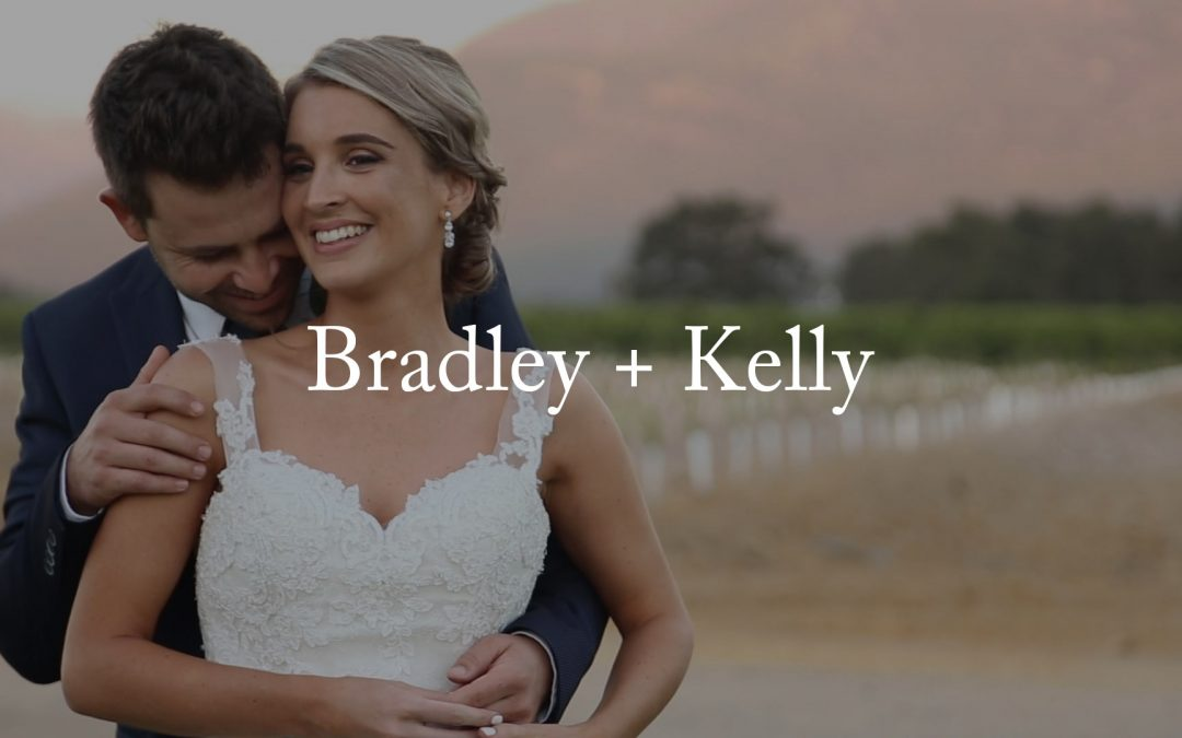Bradley & Kelly | Marlenique Estate wedding | Guava Productions