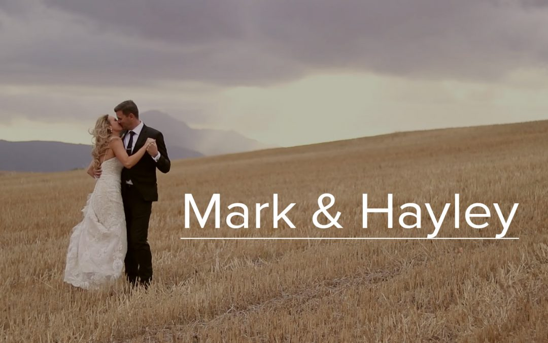 Mark & Hayley | Die Woud Wedding | Guava Productions