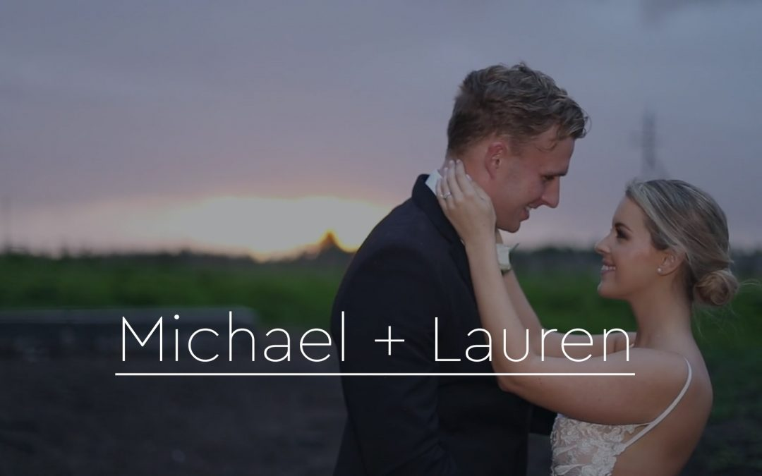 Michael & Lauren | wedding | Guava Productions