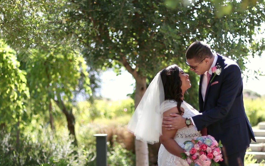 Wayne & Anastasia Wedding Video | Bosjes